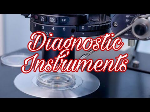 Diagnostic Instruments And Their Uses || Mis.Medicine