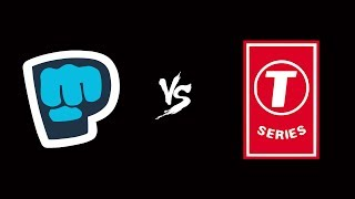 LIVE PewDiePie vs T-Series - Most Subscribed YouTube Channel Live Subscriber Count