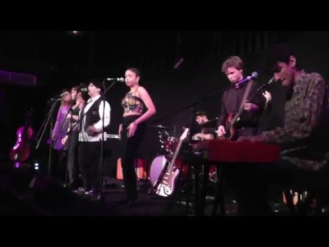 Brit School Music Strand play The Bedford Arms in Balham
