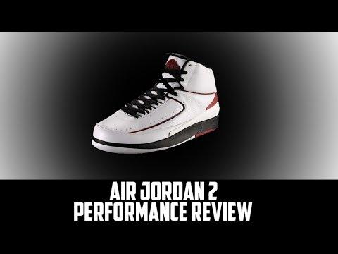 Air Jordan Project - Air Jordan II (2) Retro Performance Review