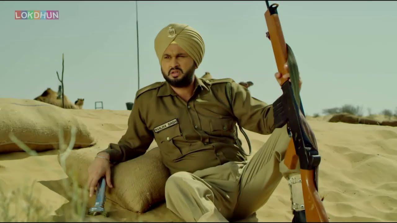 Saab Ji Border Udd Gaya : Roshan Prince | Best Punjabi Comedy Scene | Funny Scenes | Comedy