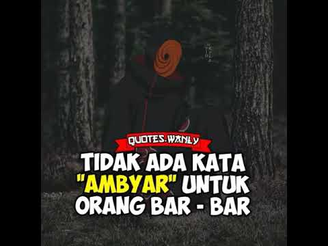 Quotes Orang Ambyarr Yg Bar Bar Youtube