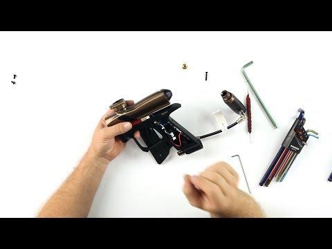 Dangerous Power E1 Paintball Gun - Maintenance/Repair