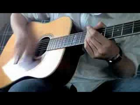 Rythm is love Keziah Jones  Acoustic