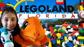 Carnival Games at Legoland Florida!