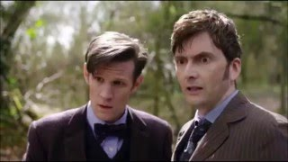 Doctor Who - The Day of the Doctor - The Three Doctors