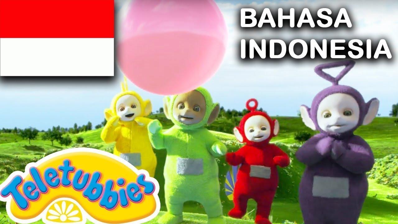 ★Teletubbies Bahasa Indonesia★ Main Gelembung Sabun ★ Episode Baru - HD   Kartun Lucu 2020
