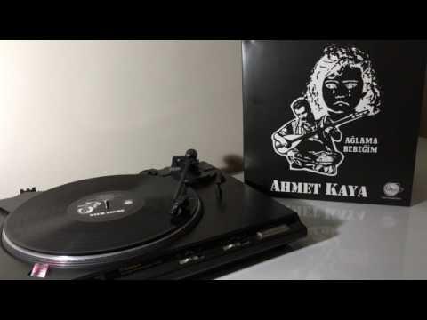 Ahmet Kaya-Kara Yazı(Plak Kayıt)