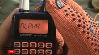 Puxing PX-2R Урок по радиостанции (Рации). Puxing PX 2R Инструкция 18+