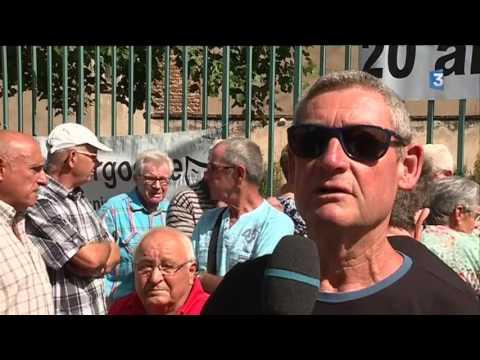 amiante amiante : un rassemblement à mâcon pour protester contre l'abandon des enquêtes pénales