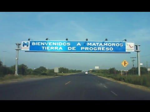 Viajando, Monterrey - Reynosa - Matamoros, en 10 minutos