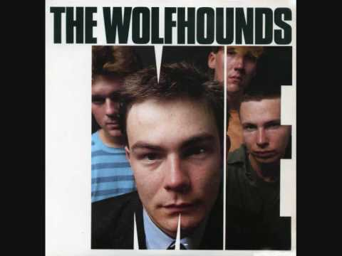 "The WOLFHOUNDS - 'Me' - 7"" 1987"