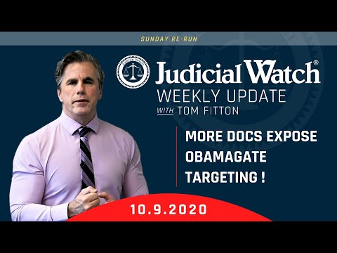 MORE BOMBSHELL Docs on Anti-Trump Spying, NEW Voter Roll Lawsuit in CO, & MORE!