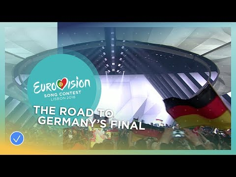 The road to 'Unser Lied Für Lissabon' Germany's national selection for Eurovision 2018