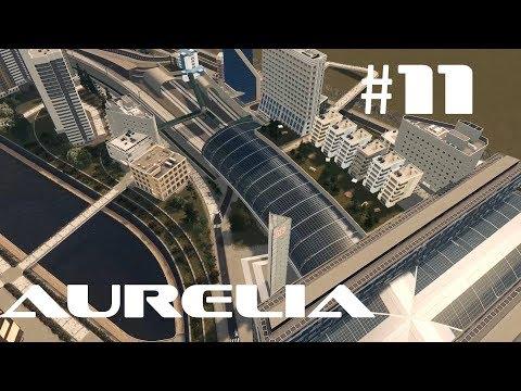 Cities: Skylines  Residential Expansion  Aurelia #11