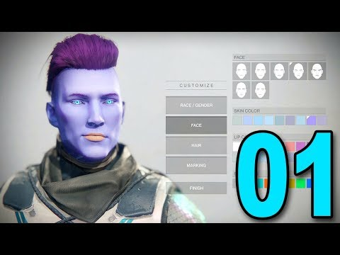 Destiny 2 - Part 1 - THE BEGINNING