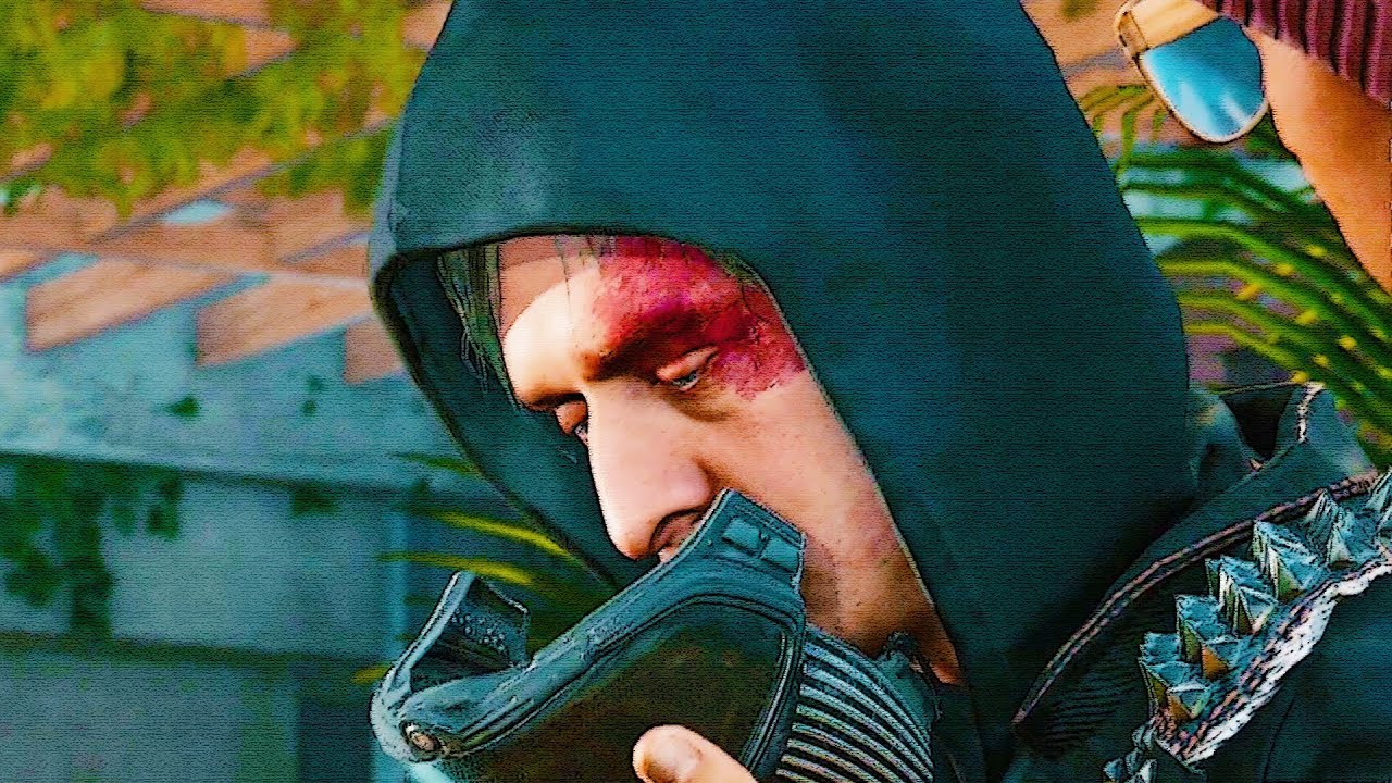 Watch Dogs  Wrench Without His Mask