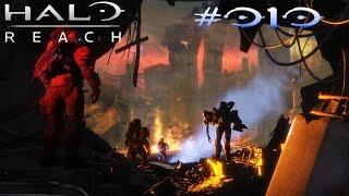 HALO REACH #010 - NEIN NICHT SIE! | Let's Play Halo Reach (Deutsch/German)