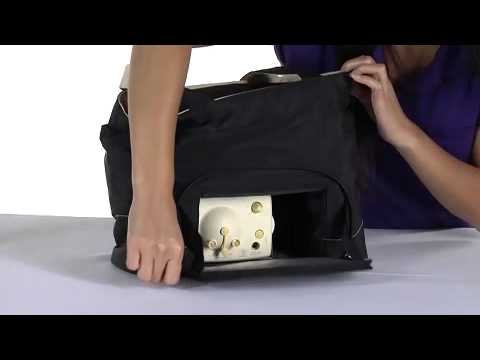 Medela Pump In Style Advanced Breast Pump On The Go Tote Medela Babies R Us Youtube
