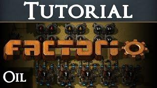 Factorio Tutorial 11 - Oil