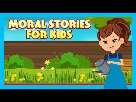 Moral Stories For Kids | Learning Stories For Kids | Tia & Tofu Story Telling | Kids Hut