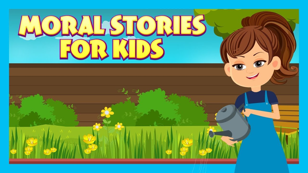 Moral Stories For Kids   Learning Stories For Kids   Tia & Tofu Story Telling