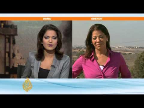 Al Jazeera's Hoda Abdel-Hamid in Sderot