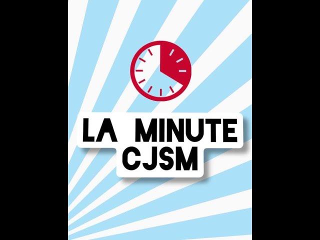 Minute CJSM - Le droit à l'image