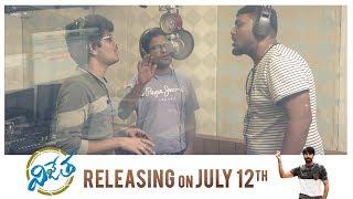 Ko Kokkoroko Song Making Video - #Vijetha Movie | Kalyaan Dhev, Malavika Nair | Rakesh Sashii