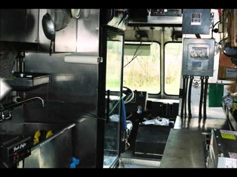 Mobile Kitchens Kitchen Wood Countertops Used Van For Sale Youtube