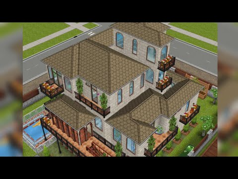 Full download sims 4 creando casas casa familiar como for Casa de diseno sims freeplay