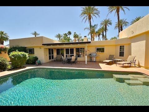 Indian Wells Homes For Sale Rancho Palmeras Estates