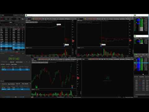 Торговля daytrading на NYSE  21.11.2017 +318$