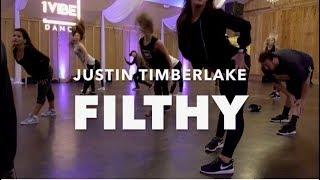 FILTHY - JUSTIN TIMBERLAKE // Jen Colvin Choreo // 1Vibe Dance