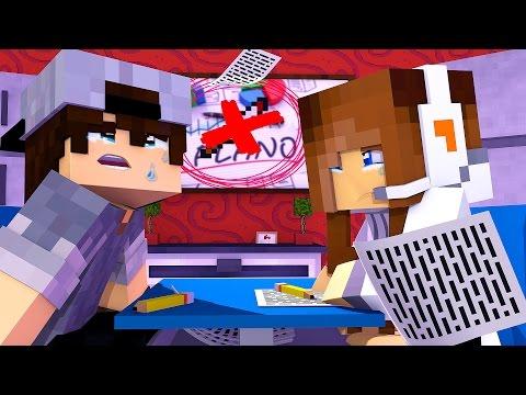 Minecraft: MURDER - O PLANO FRACASSADO!