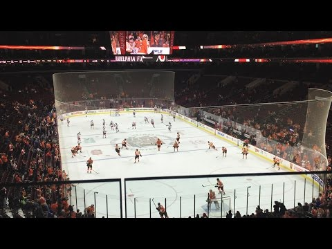 FLYERS BOX SEATS FOR 32$!?