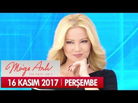 Müge Anlı ile Tatlı Sert 16 Kasım 2017   Tek Parça