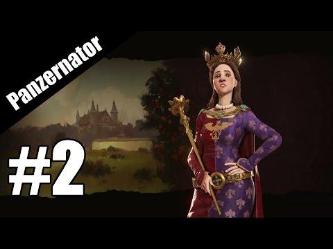 Poland Can Into Space? Civilization VI Poland gameplay - episode 2