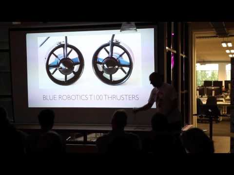 Nyx Raspberry Pi Robotics with JavaSE by Christian Catchpole