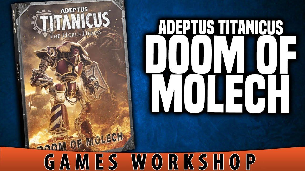 Adeptus Titanicus: Doom of Molech Overview - Bell of Lost Souls