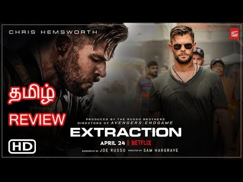 Extraction Movie Review Chris Hemsworth 2020 Youtube