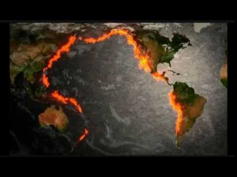 Earth Earthquakes Ring Of Fire