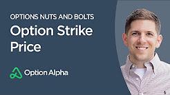 Option Strike Price
