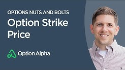 Option Strike Price