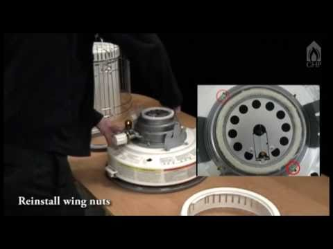 GHPG 95c6 / 95c6B Wick Replacement Video