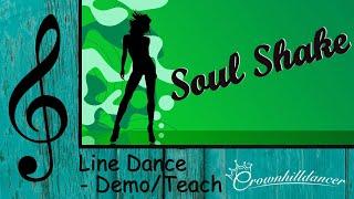 Soul Shake - Line Dance