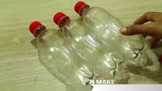 Membuat Air Mancur ABADI Sederhana di rumah dari botol bekas