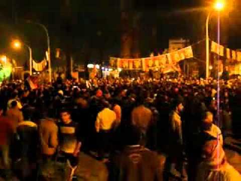 المظاهرات في مد&#16...