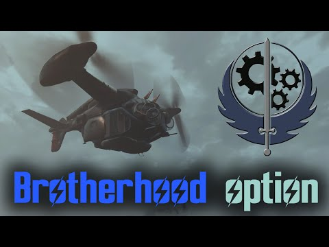 Fallout 4 - Far Harbor - Leading Brotherhood of Steel to kill Synths