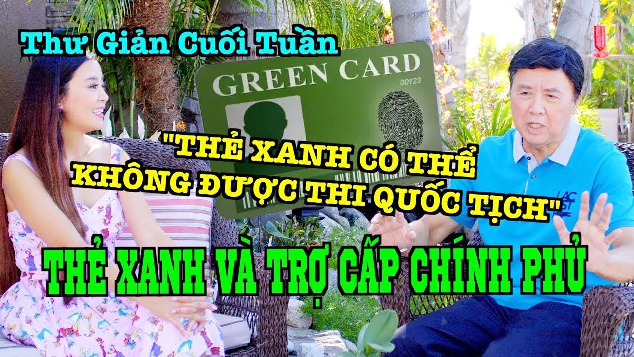 Bảo Quốc vs Cuộc Sống Mỹ   Hưởng Trợ Cấp Chính Phủ Không Được Thi Quốc Tịch   Hồng Loan
